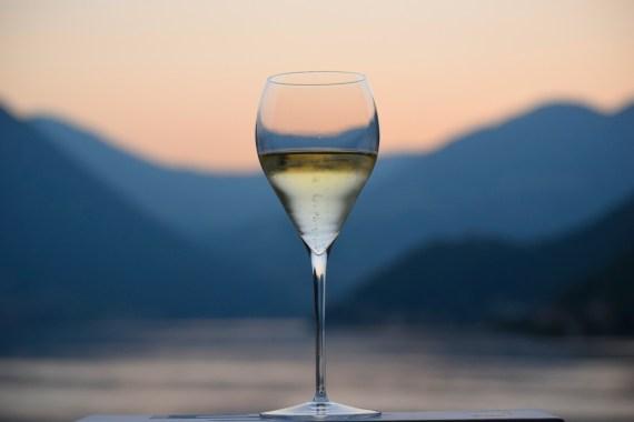 Franciacorta Sparkling Wine Glasses are Special