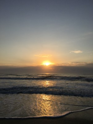 Sunrise by God and loved by Mark