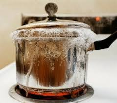 TOO MANY COOKS CAUSE BOILING POTS?