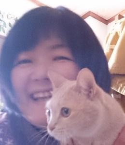 柏から伺います、ペットシッターしっぽなの笠木律子です