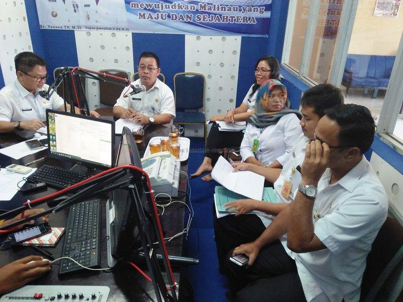 Sapa SKPD Bagian Hukum Sekretariat Daerah Kabupaten Malinau
