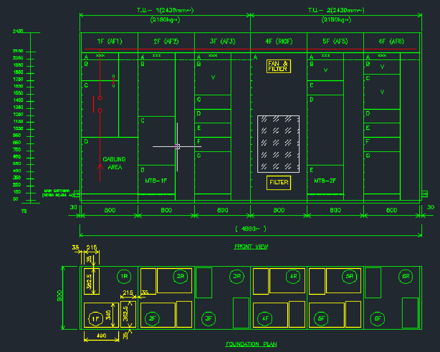 vfd panel wiring diagram winchester model 94 parts sipro tech - switchboard and control design service