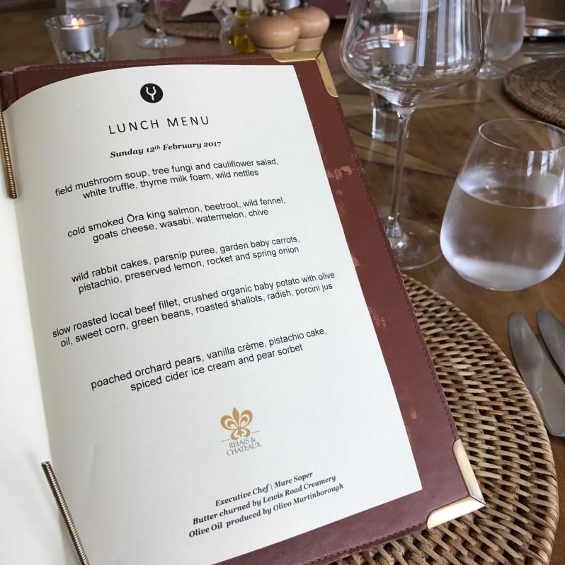 wharekauhau-lunch-menu-new-zealand