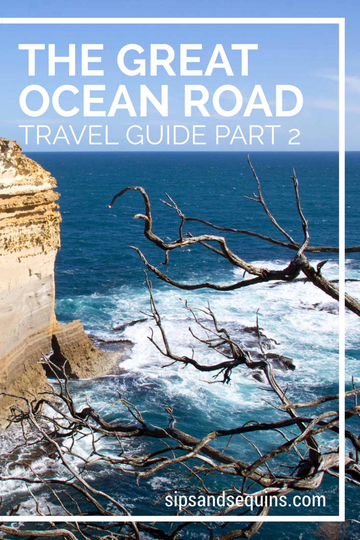 Great Ocean Road Part 2 Pinterest