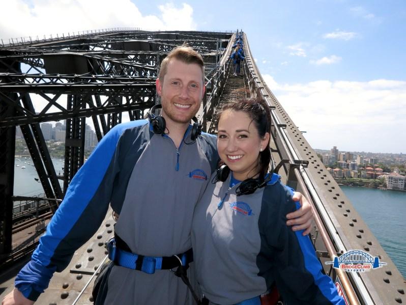 Sydney Harbour Bridge Climb sipsandsequins 1.JPG