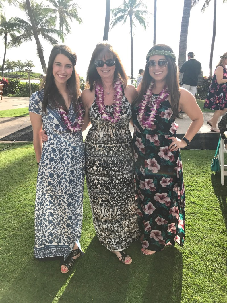 Fia Fia Luau Party