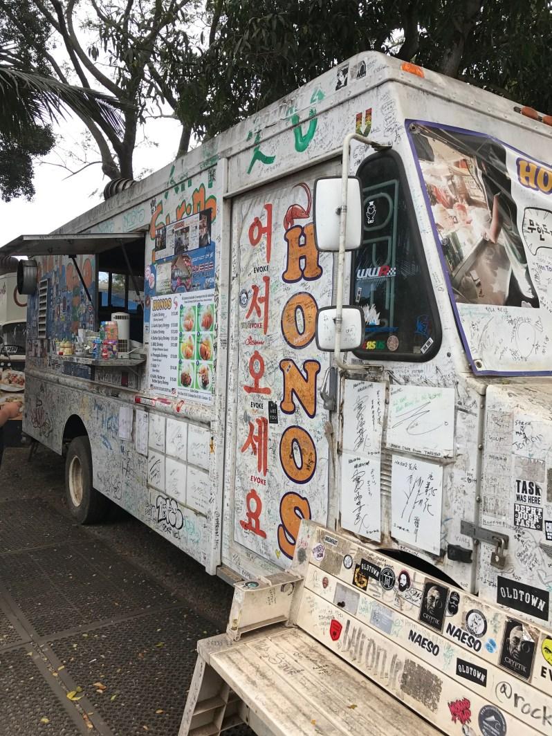 Honos Shrimp Truck