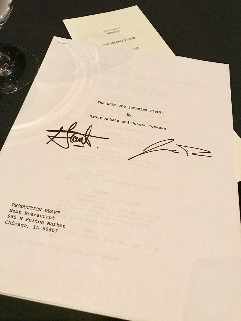 Next Hollywood Movie Script