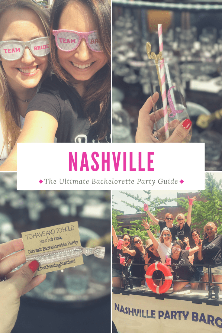 The Ultimate Guide to Planning a Killer Bachelorette Party in Nashville