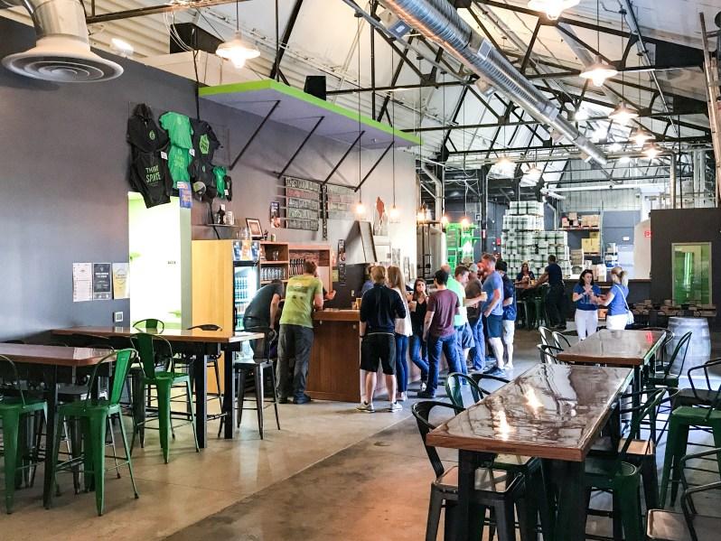 Third Space Brewery Milwaukee 2