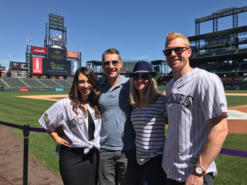 DraftKings Fantasy Baseball World Championship 2017 Coors Field Experience 3
