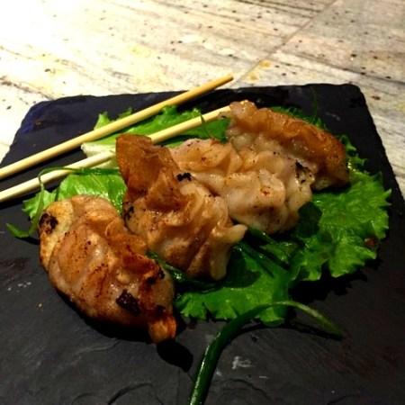 Pan-Fried Pork & Cabbage Dumplings
