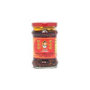 Spicy Chili Crisp Sauce
