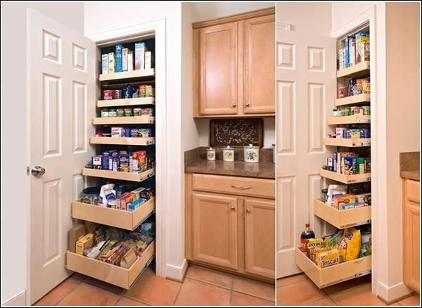 55 Desain Rak Dapur Minimalis dan Gantung yang Menginspirasi