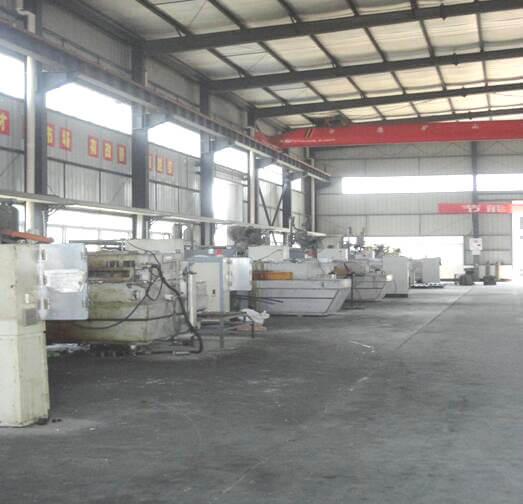 Die casting machine line