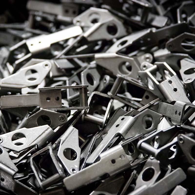 Metal stamping supplies, all metal stamping