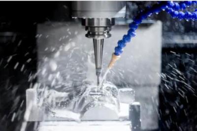 metal stamping service milling machine