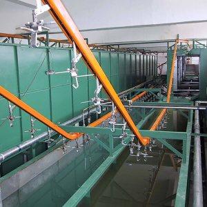 2. Electrophoresis pool
