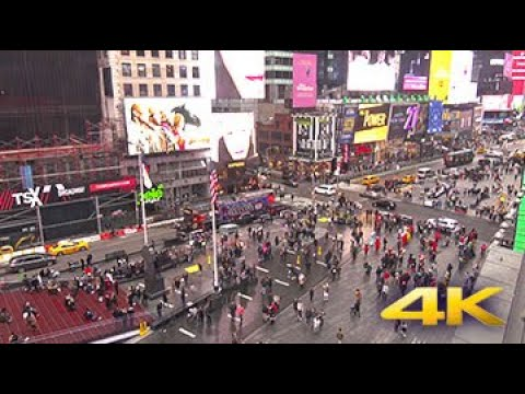 Live webcam – Times Square – New York – USA