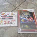 Super Mario Galaxy Game Overs