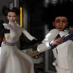 Star Wars Battlefront Mash Up (PC Game Play)