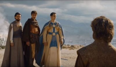 Game Of Thrones Scene; Video Game News
