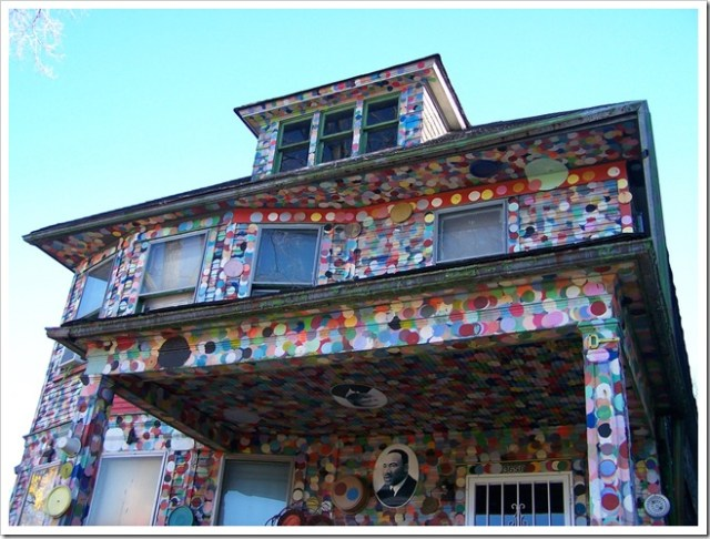Heidelberg_Project_-_Dotty_Wotty_House