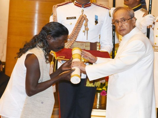 Once a dishwasher, this primary school dropout is now a Padma Shri awardee