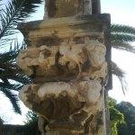 Chiesa di San Giovanni a Siracusa; particolare