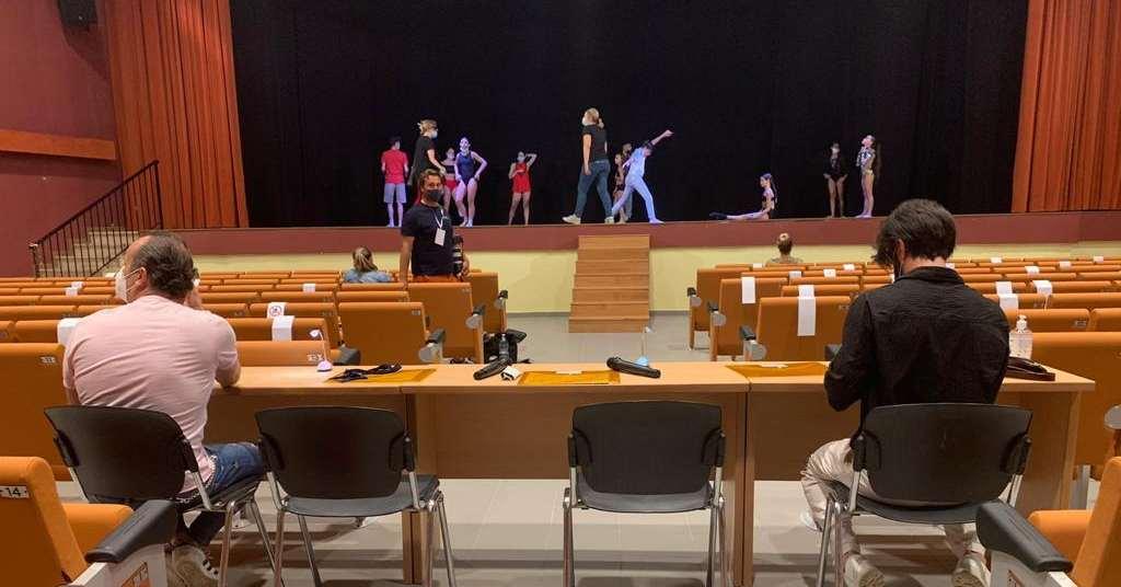 International Dance Audition, 100 ballerini a Priolo Gargallo
