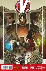 Vengadores mundiales 9