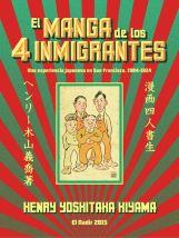 El manga de los 4 inmigrantes