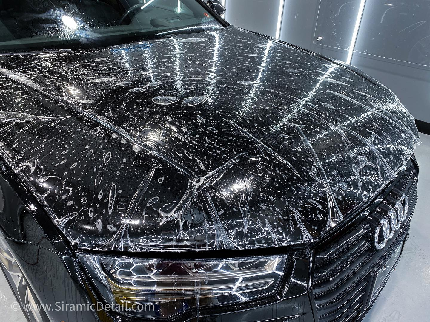 paint protection film Houston, PPF clear bra