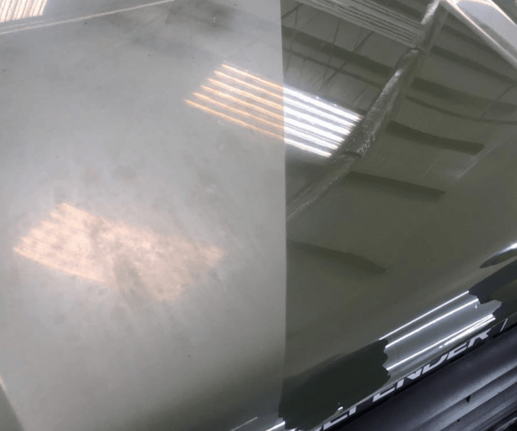paint correction and cermic coating