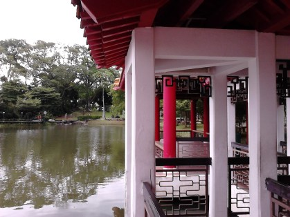 Tea House Pavilion (II)
