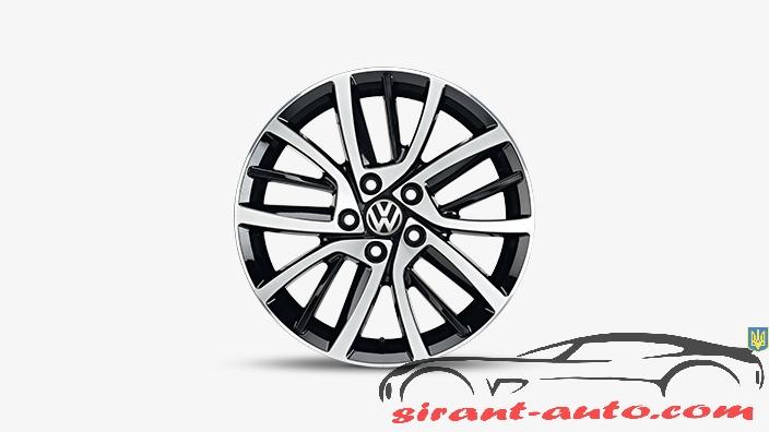 5G0071497FZZ Диск легкосплавный R17 Blade VW Touran 1T2