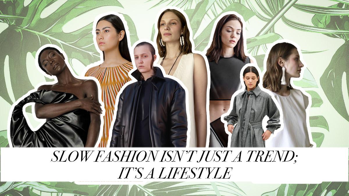 Slow Fashion