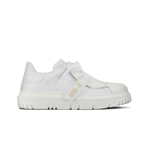 DIOR-ID SNEAKER White Calfskin and Rubber