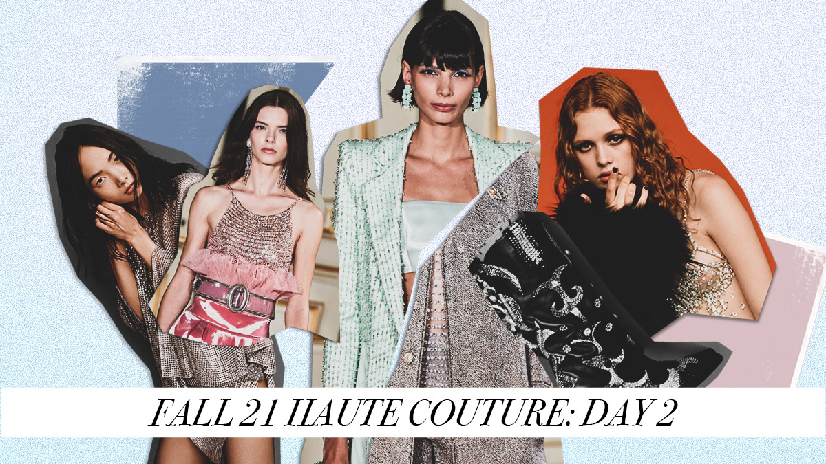 Fall 21 Haute Couture