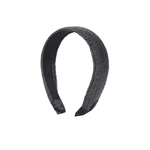 8 by YOOX WOVEN STRAW HAIRBAND