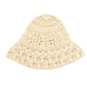 Philosophy Di Lorenzo Serafini woven raffia sun hat