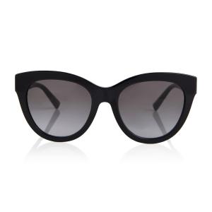 NEW SEASON VALENTINO VLOGO acetate sunglasses