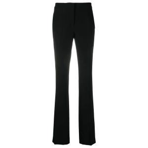 Moschino high-waisted flared trousers