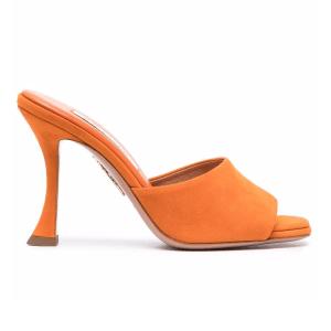 Aquazzura open-toe slip-on sandals
