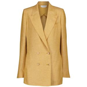 GABRIELA HEARST Thomas cashmere and linen blazer