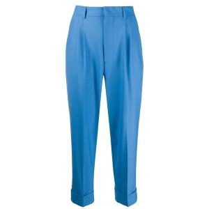 AMI Paris pantalones tapered capri