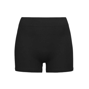 SKIMS Ribbed stretch-woven shorts