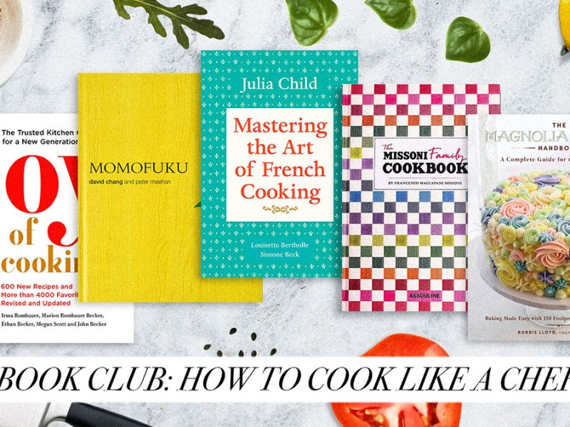 How to cook like a chef