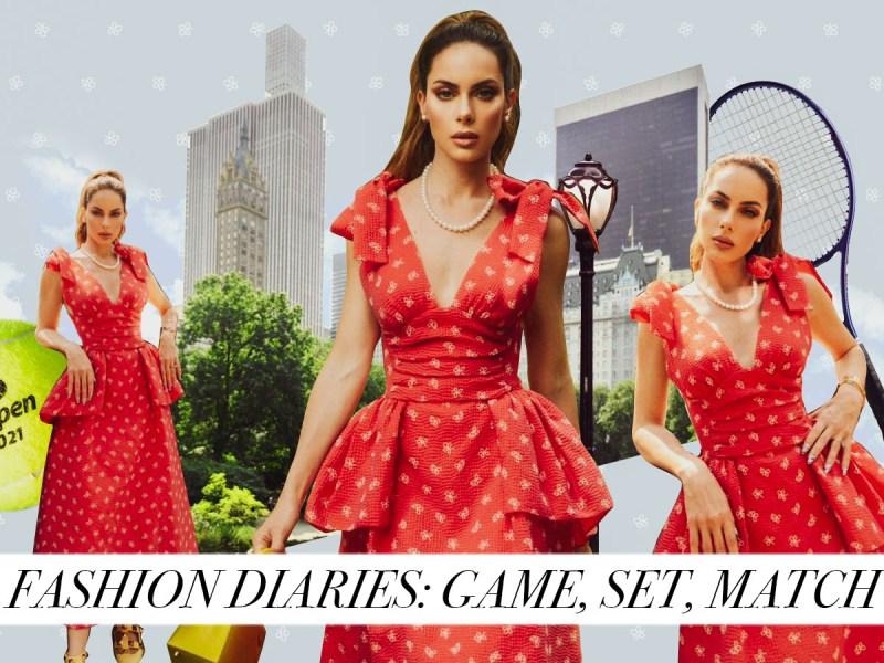 Fashion Diaries: Game, Set, Match