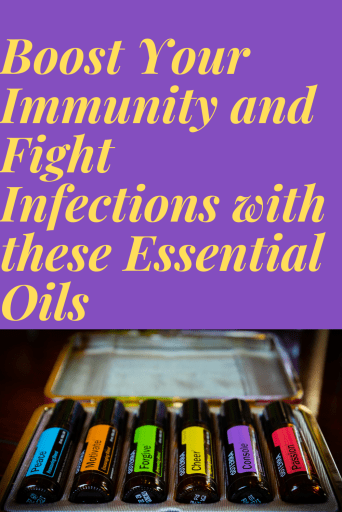 essential oils that boost the immune system